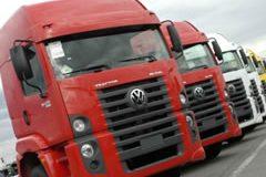 Conserto e manutenção de freios de caminhão