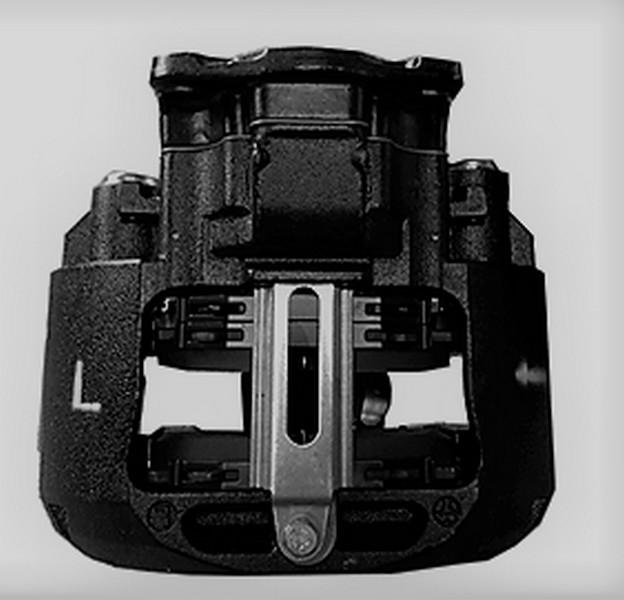 Recondicionamento de pinças de freio